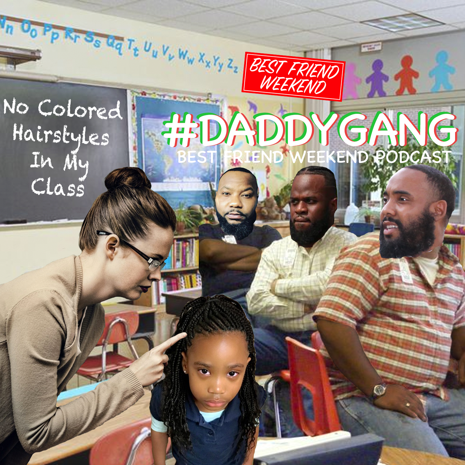 #DaddyGang Cover