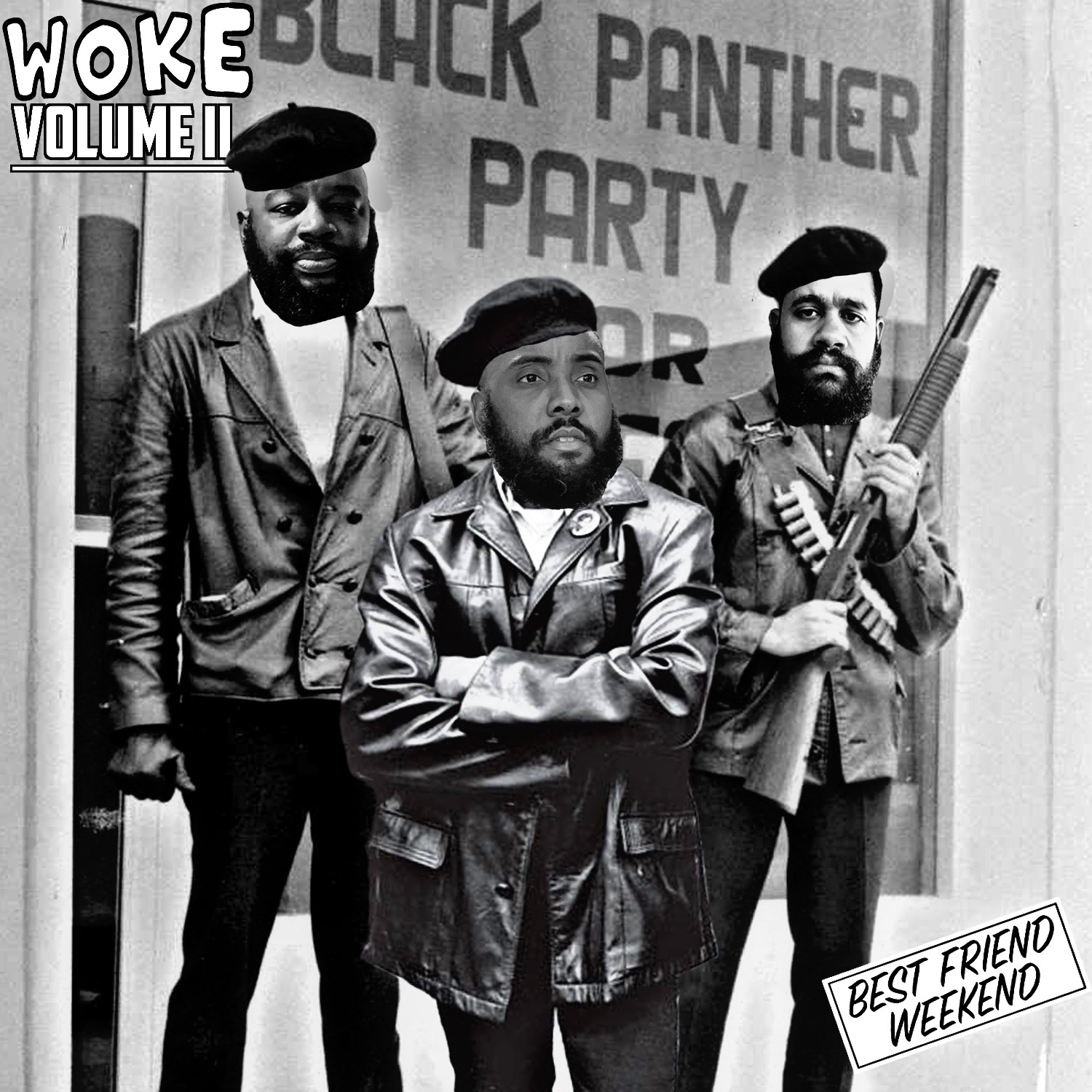 NNTS: Woke Volume II Cover