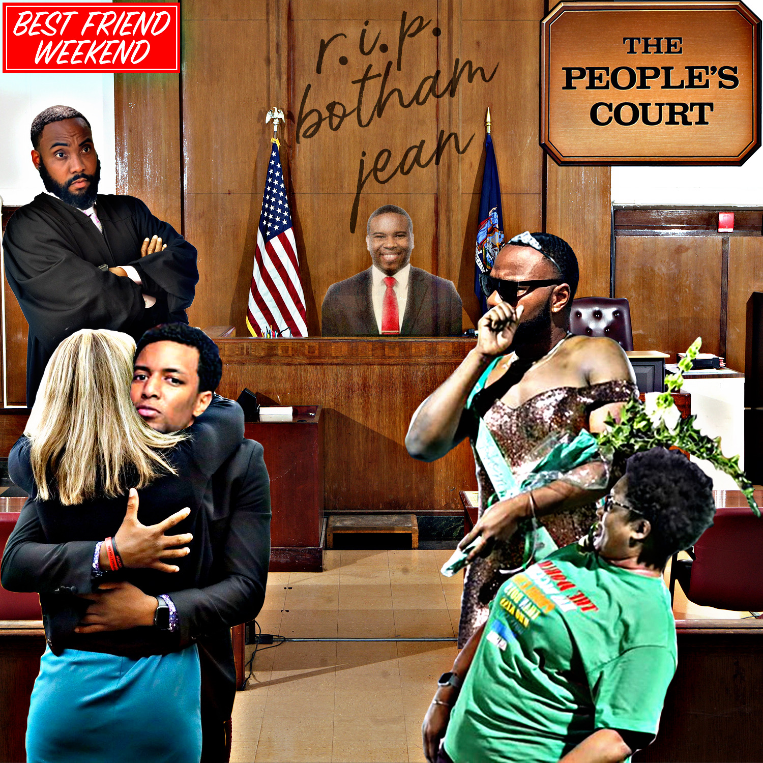 People's Court Cover