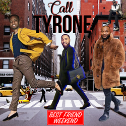 Call Tyrone Cover