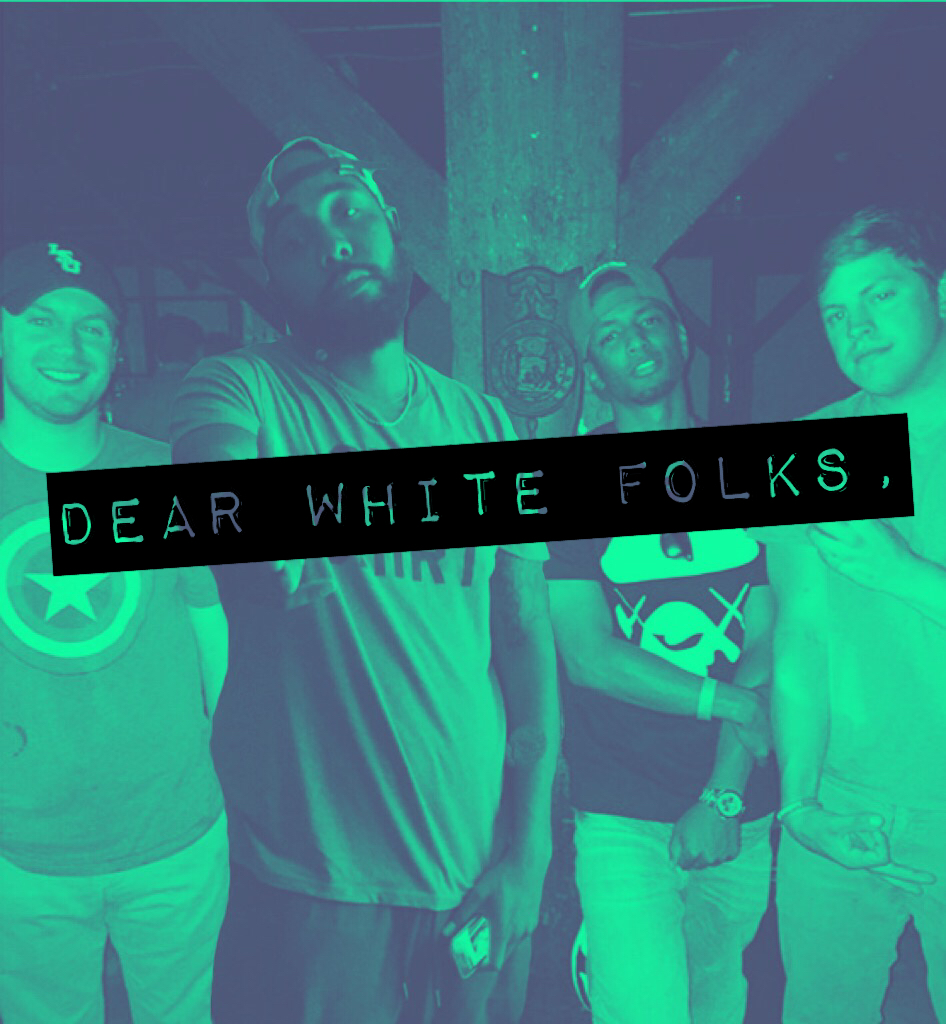 Dear White Folks Cover