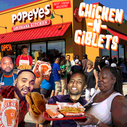 Chicken -N- Giblets Cover