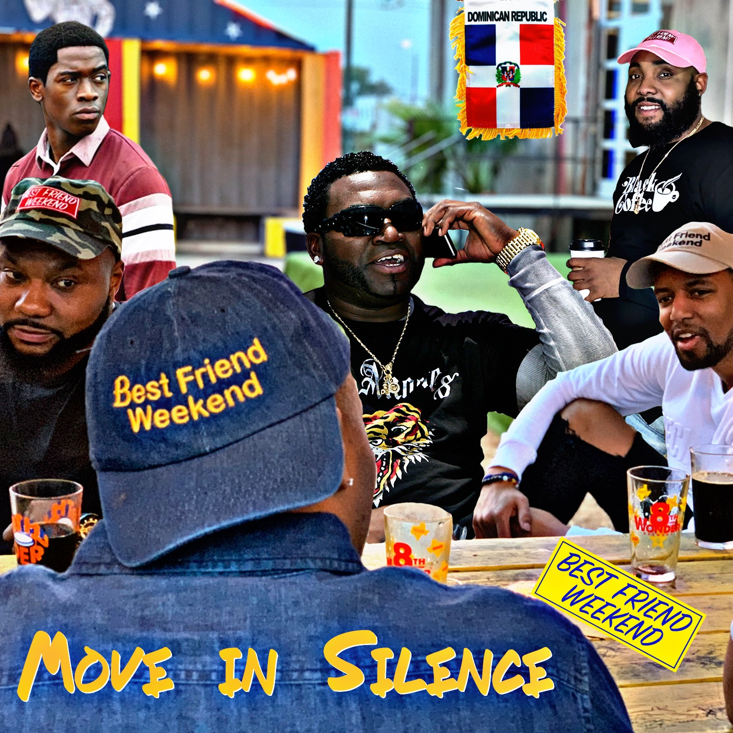 Move in Silence Cover