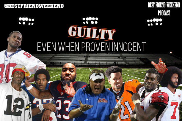 Guilty Even When Proven Innocent Cov