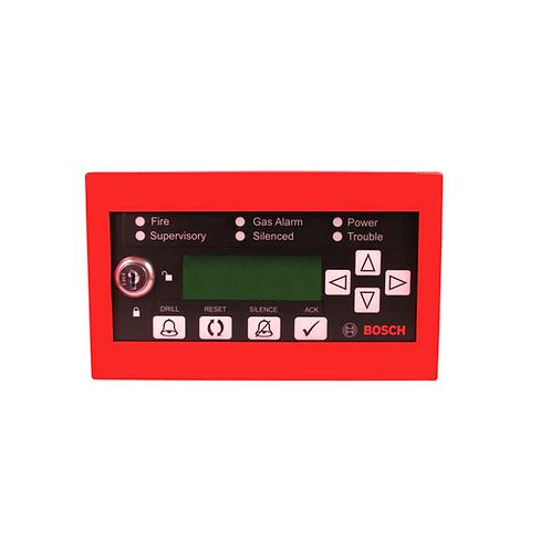 Anunciador LCD FPA-1000 con control