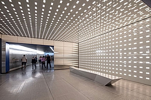 Montreal Tunnel by Carritec