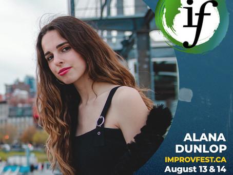 Catch me at the Improv Festival 2021!