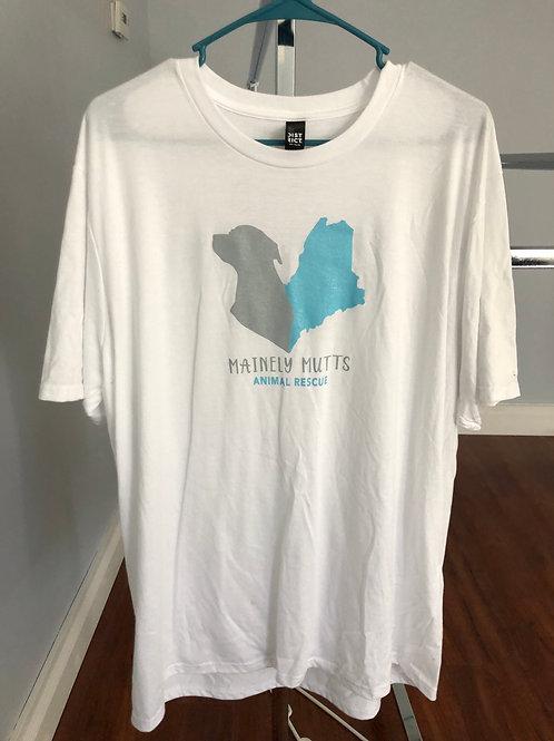 Adult T-Shirt – White