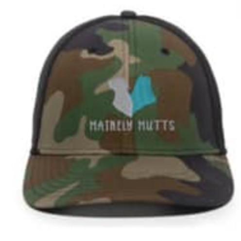 Mesh Back Hat – Camo