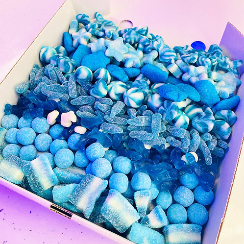 1kg Blue Box