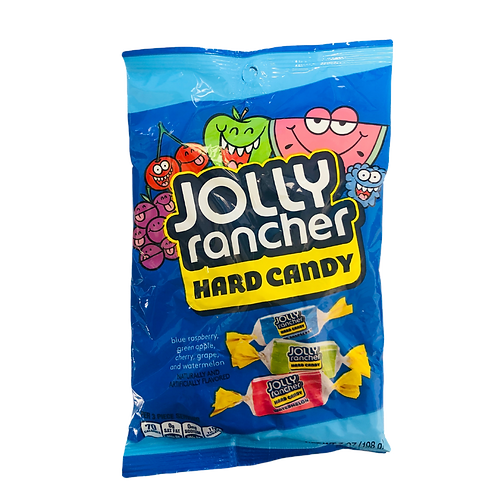 Jolly Ranchers Hard Candy 198g