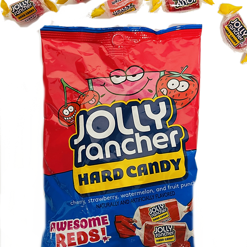 Jolly Rancher Hard Candy Awesome Reds
