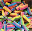 Multicoloured Liquorice Bricks
