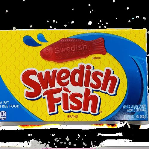Swedish Fish Theatre Box