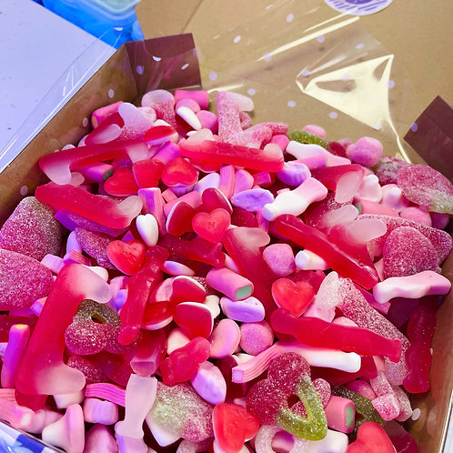 1kg Charity Pink Box (Candlelighters)