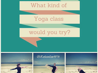 What kind of online yoga class would you do in your living room?