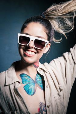 tatuaje gafas sol