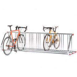 Support à vélo grille