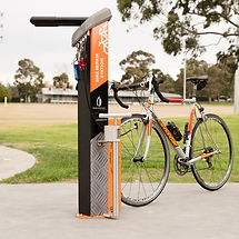 deluxe bike repair station