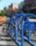 Support à vélo extérieur