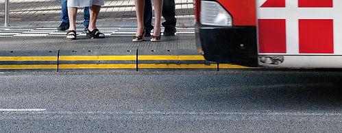 Plateforme d'autobus Vectorial