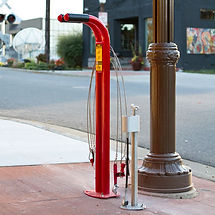 standard bike repair station