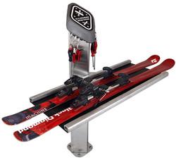 Ski and Snowboard Repair Station