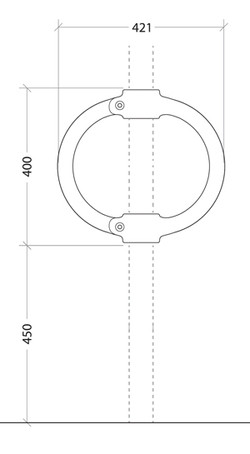 Cyclehoop for Signposts (Lite)