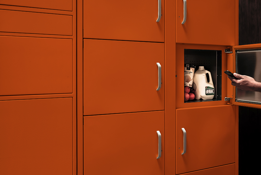 Smiota Smart Package Lockers