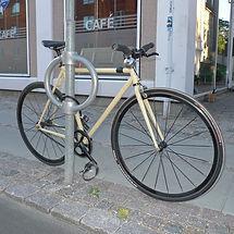 anneau de verrouillage pour vélo