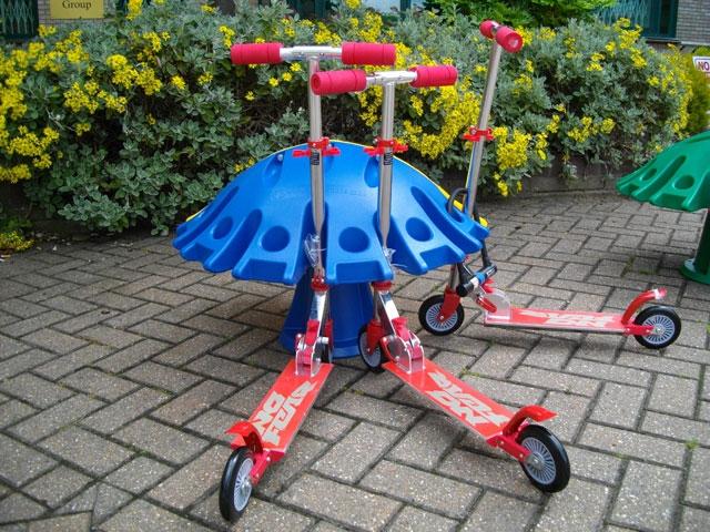 Scooterpod