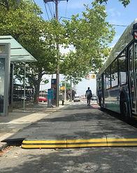 Vectorial bus platform