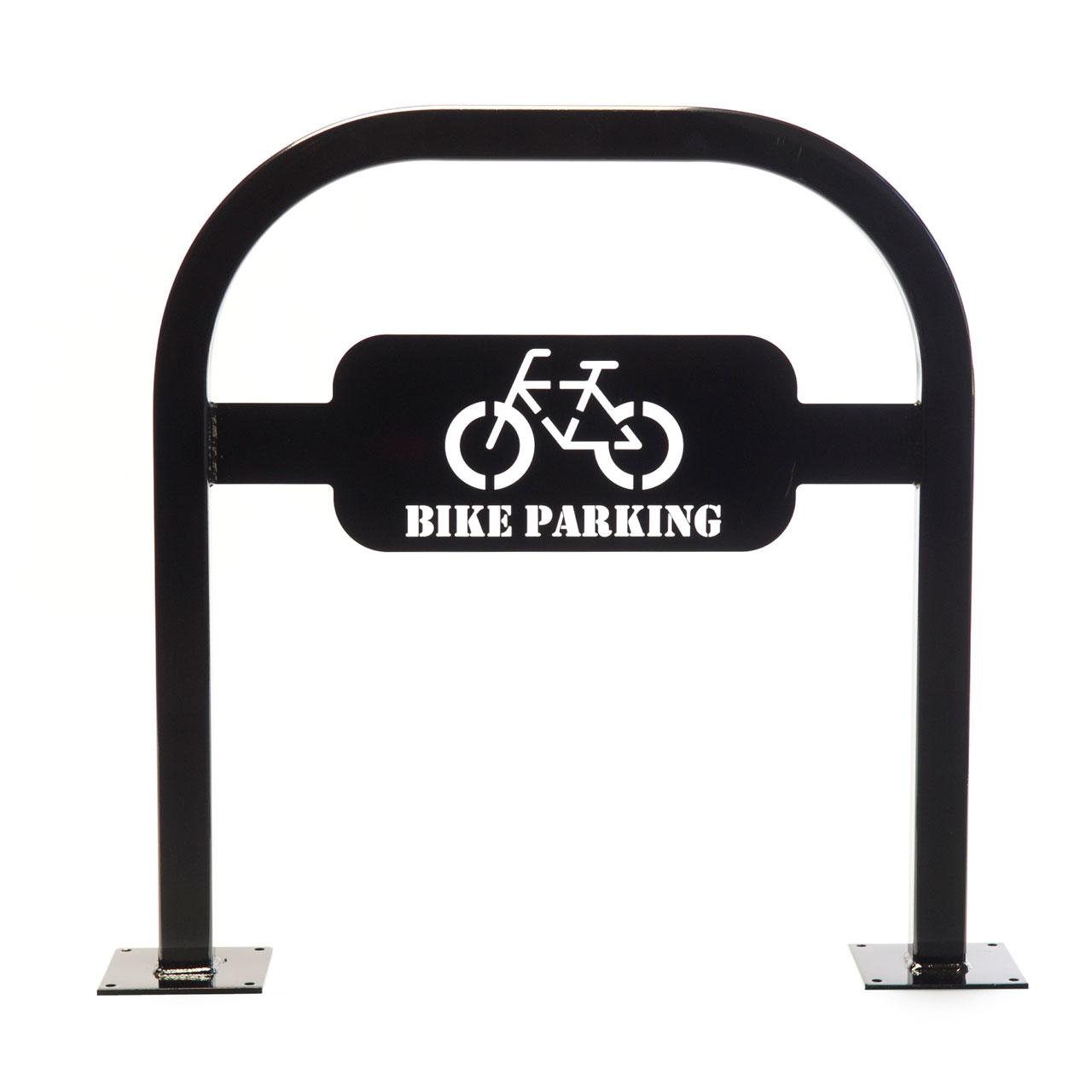 Branded Bike Dock