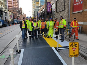 Two Vectorial platforms successfully installed in Toronto