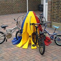 support vélo extérieur minipod