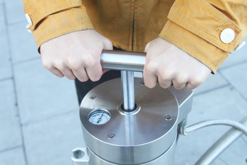 Heavy Duty Outdoor Pump