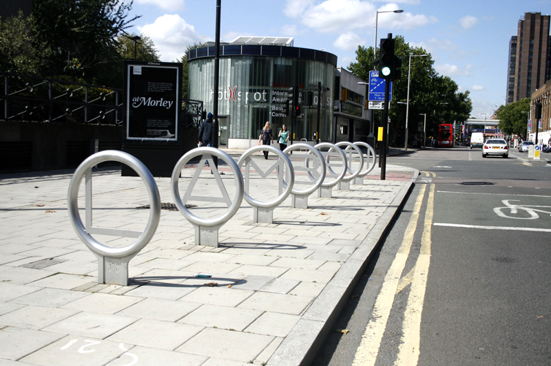 Customised Cycle Stand