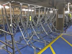 X-Type Bike Rack