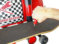 Skateboard Repair Station