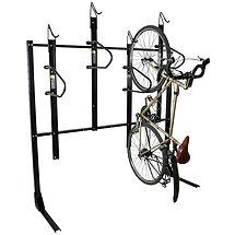 support vélo intérieur vertical