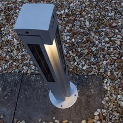 Bollard d'éclairage Solarpost