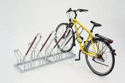 Support à vélo à double ancrage