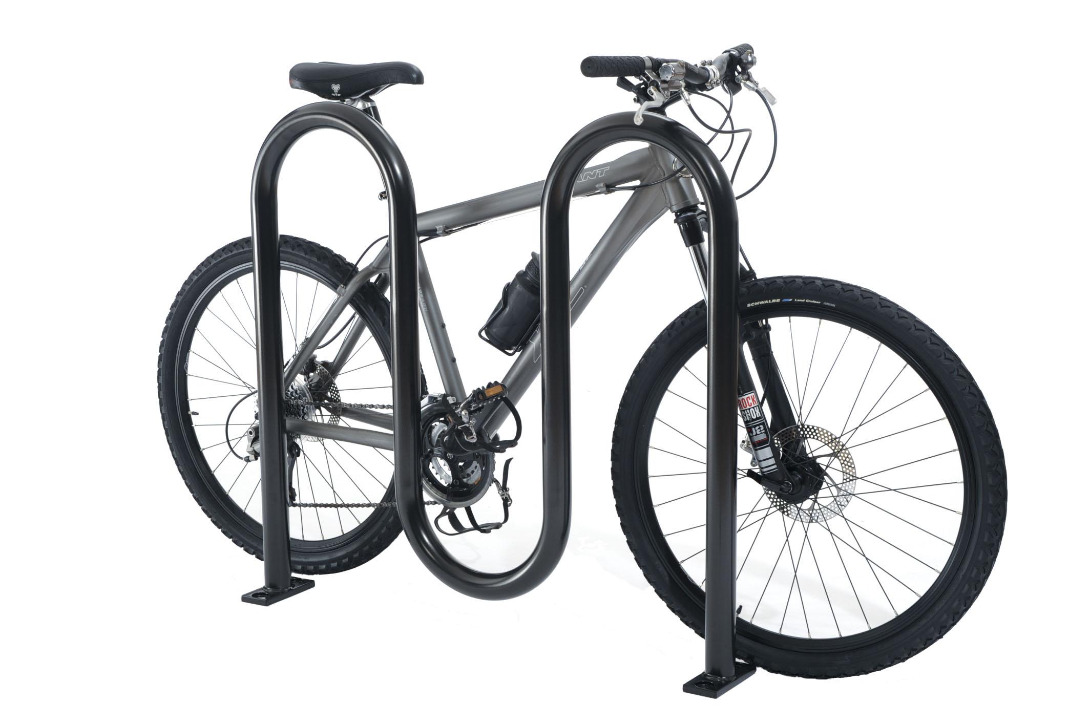 Support à vélo en M