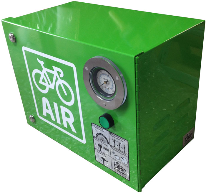 Pompe à air électrique pour vélo