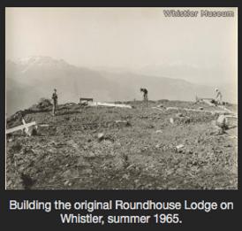 Whistler historic shot Roundouse