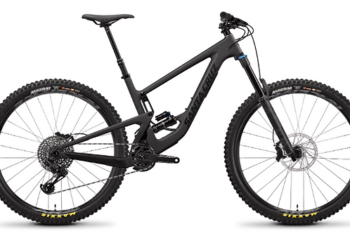 Santa Cruz MegaTower C-S 2020 Blackout