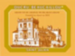 Chateau Ducru Beaucaillou, Bordeau Wine, Grand Vin, Wine Investment