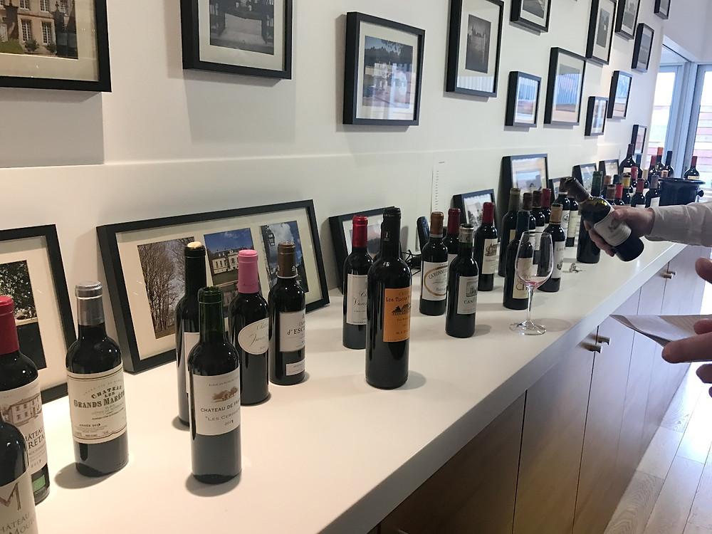Tasting the 2017s at Vins des Crus