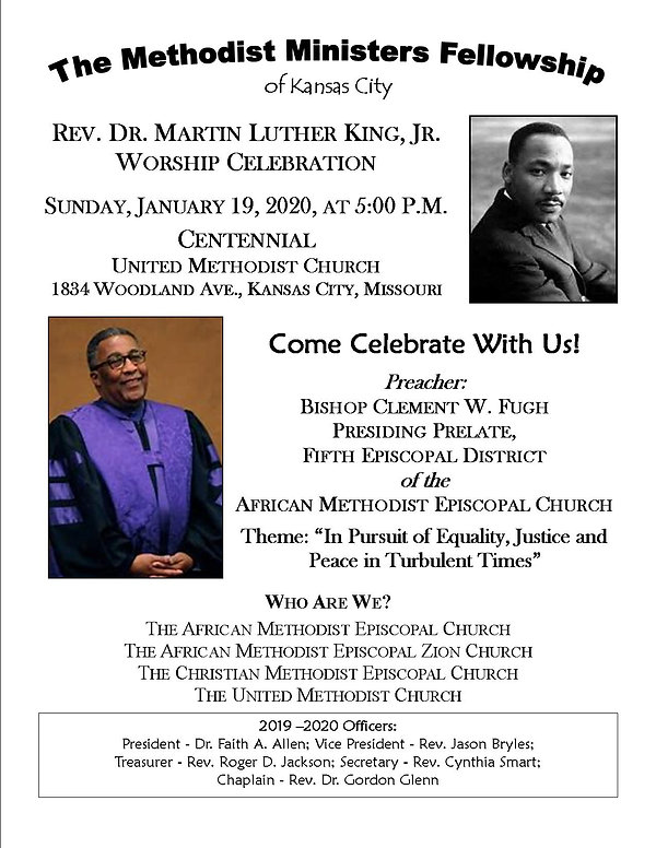 Methodist Ministers Fellowship Flyer_MLK