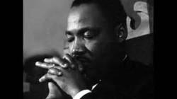 Dr King In Prayer (2)